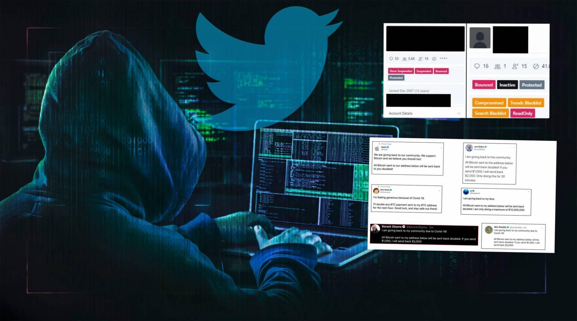 التفاصيل الكاملة.. لأكبر عملية قرصنة في تاريخ «تويتر»
