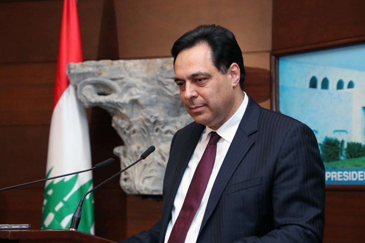 رئيس الوزراء اللبناني: «إسرائيل» اعتدت على سيادة بلادنا