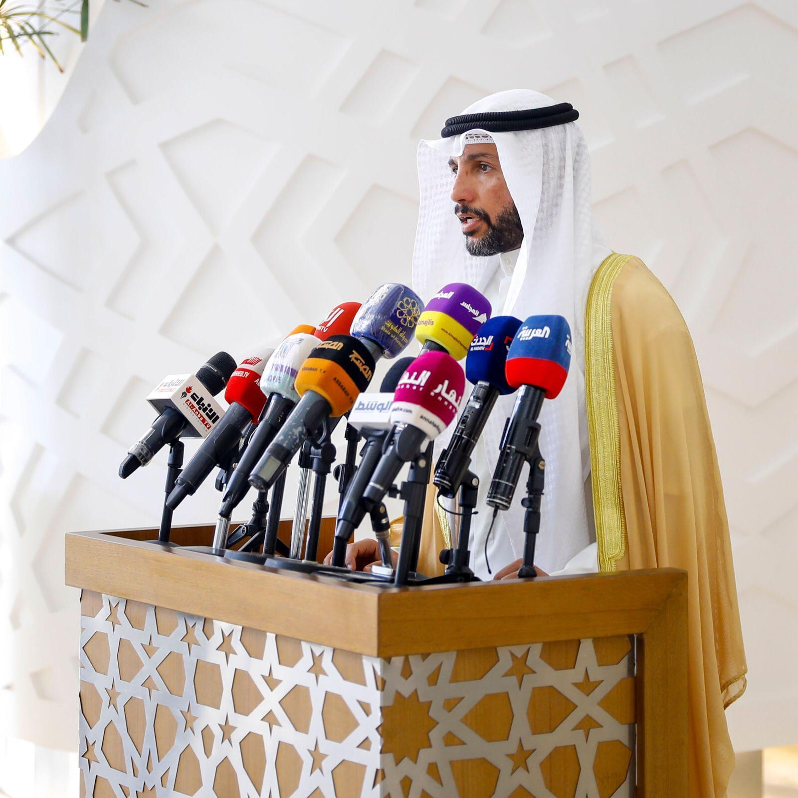 الغانم: تشرفنا بلقاء نائب الأمير واستمعنا بحرص لتوجيهاته السديدة