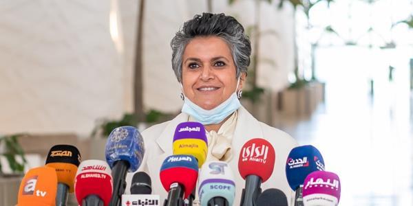 الهاشم تنتقد عدم تثبيت الشيتان لرأي الحكومة بشأن كيان مستقل للتمويل الإسلامي بالتأمينات