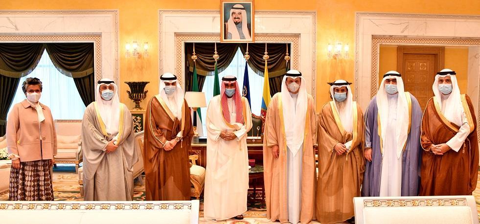 صفاء الهاشم: نائب الأمير أوصانا على أهل الكويت ونقل الرسائل الإيجابية لهم