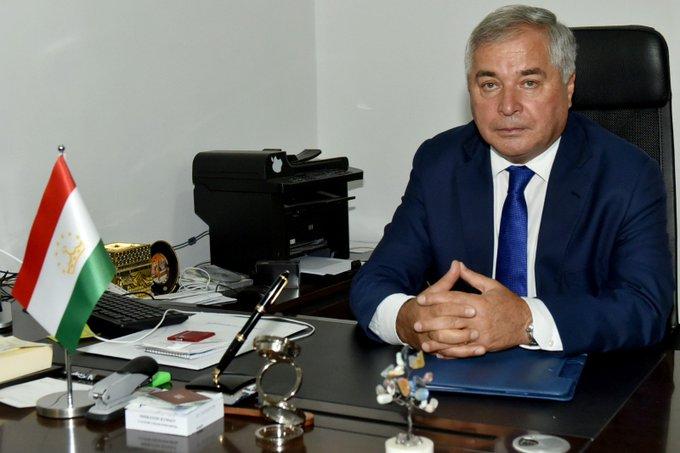 السفير الطاجيكي: نترحم على أرواح الشهداء الذين ضحوا بحياتهم من أجل أن تحيا الكويت حرة أبية