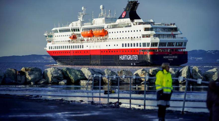 النرويج تفرض قيودا على سفن الرحلات البحرية
