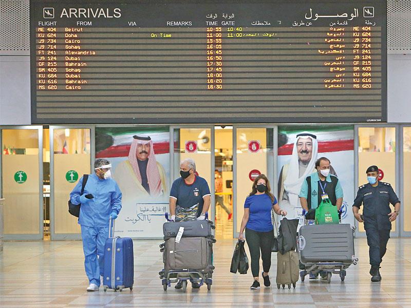 ضعف الحكومة وتخبطها يربكان المطار