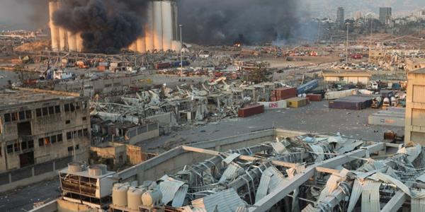 «الصحة» اللبنانية: ارتفاع حصيلة ضحايا انفجار مرفأ بيروت إلى 158 قتيلا