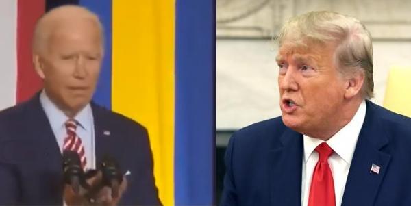 «تويتر» تصف فيديو لبايدن نشره ترامب بأنه «مادة إعلامية تم التلاعب بها»