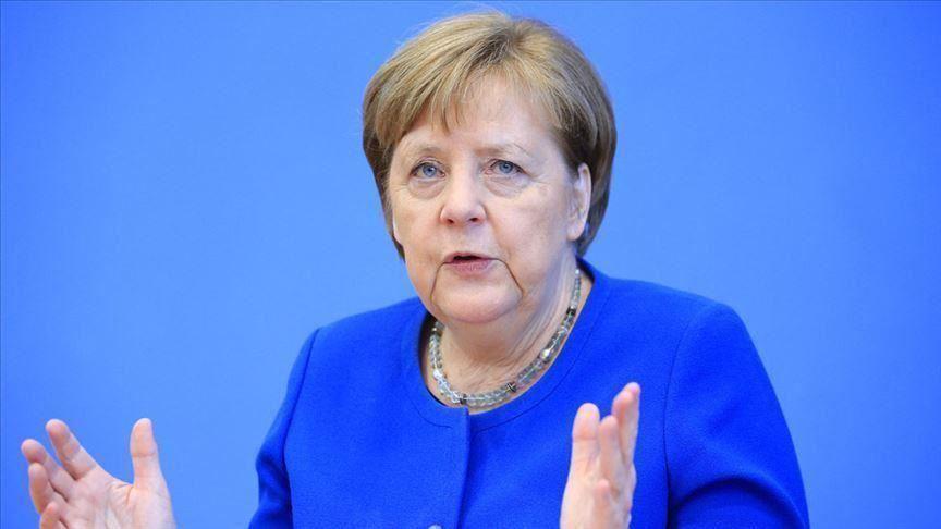 المستشارة الألمانية تدعو الى الشفافية في مواجهة كورونا