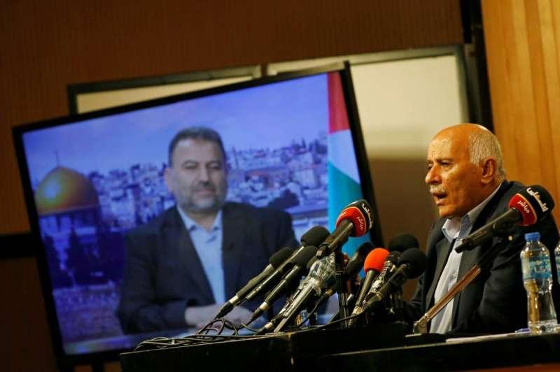 الفصائل الفلسطينية تتفق على إجراء انتخابات خلال ستة أشهر