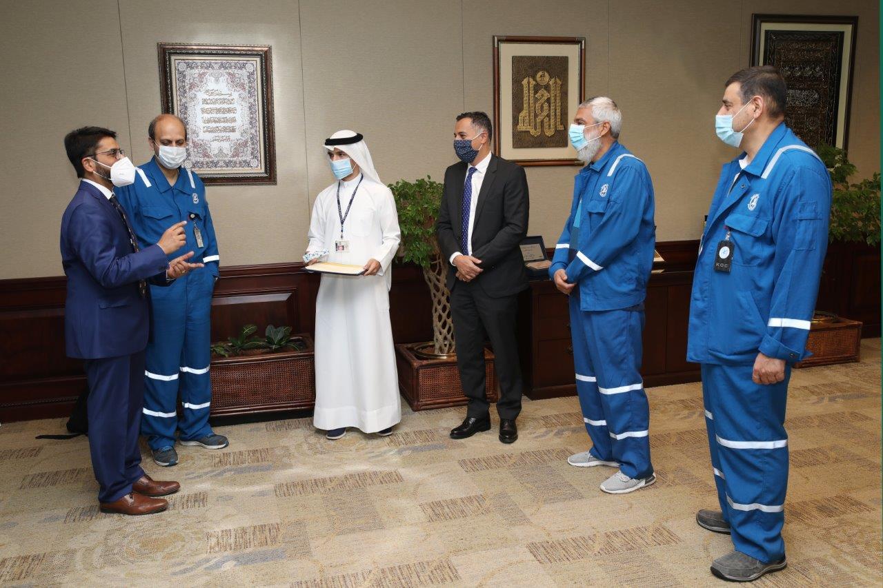 مهندس في نفط الكويت يحصل على أعلى شهادة في «هندسة الآبار»