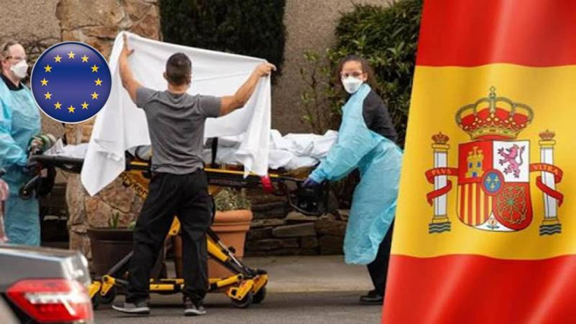 قلق شديد على سبع دول أوروبية من بينها إسبانيا بشأن كورونا