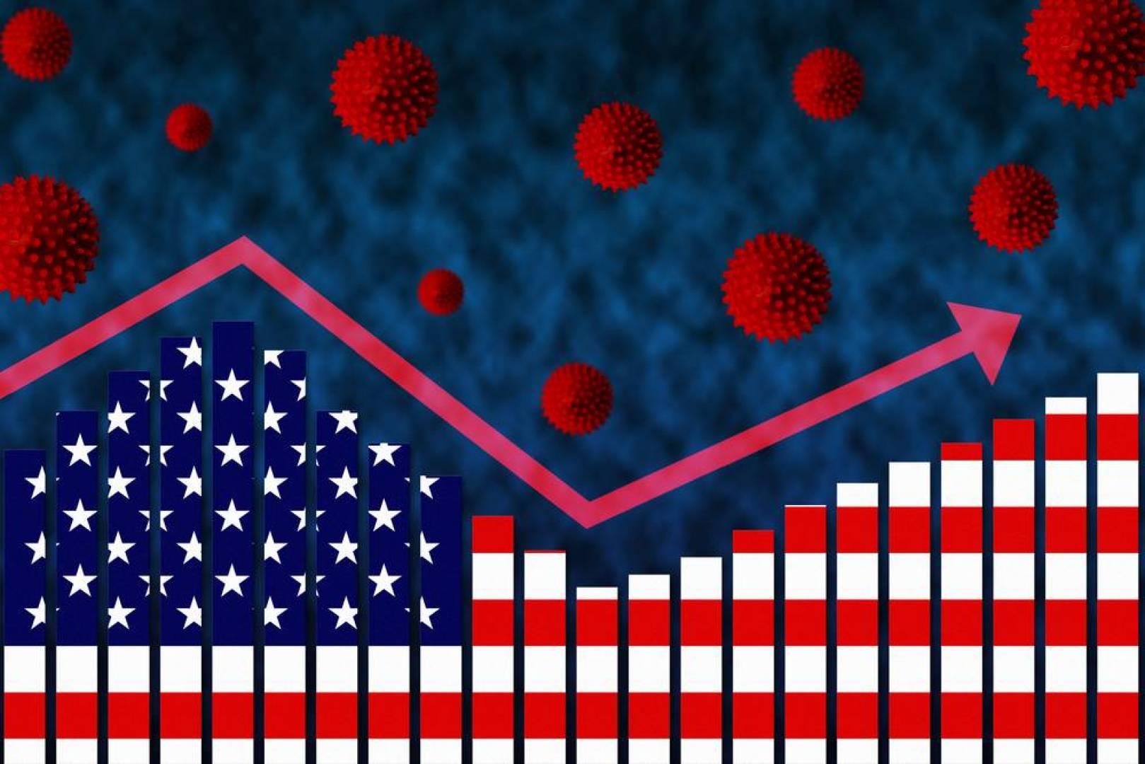 إصابات فيروس كورونا في أميركا تتجاوز 7 ملايين