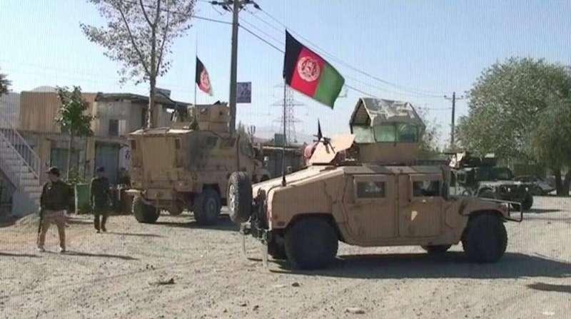 مقتل قيادي في الشرطة الأفغانية إثر هجوم لطالبان