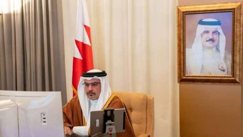 مجلس الوزراء البحريني يشيد بالإسهامات المتميزة لصاحب السمو