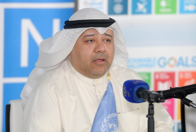 الأمين العام للمجلس الأعلى للتخطيط والتنمية ينعى سمو الشيخ صباح الأحمد