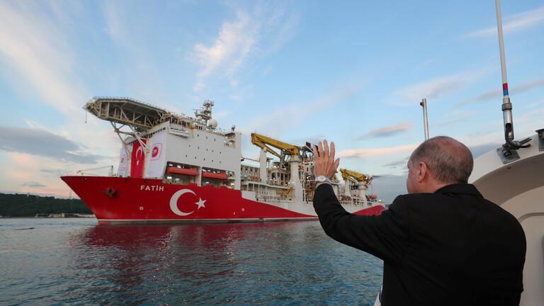 أردغان: سنعلن السبت المقبل عن كمية غاز جديدة مكتشف في البحر الأسود
