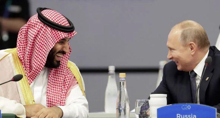 اتصال بين بوتين وبن سلمان حول «أوبك+» و«كورونا»