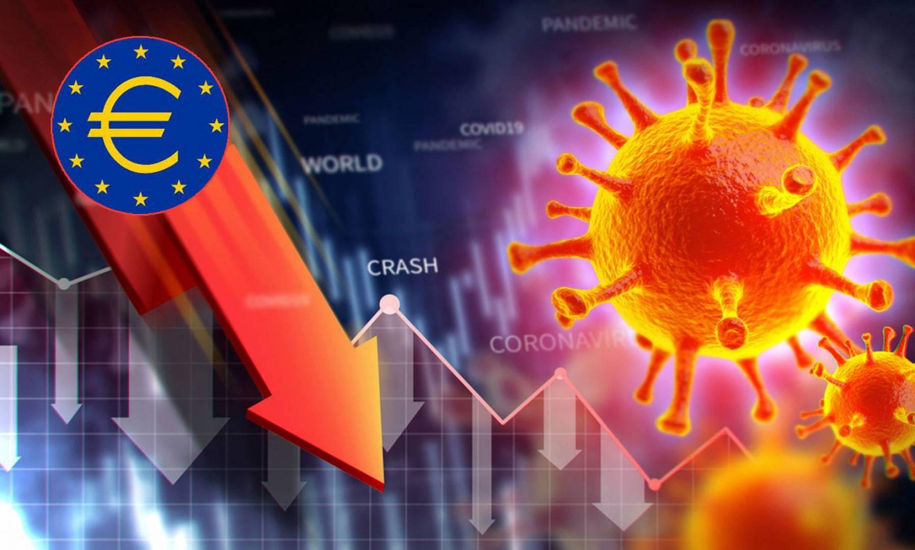 المركزي الأوروبي: الإجراءات الصارمة لوقف «كورونا» تضيف خسائر للاقتصادات المحلية