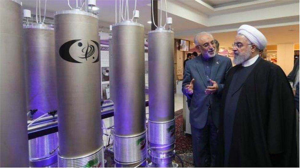 إيران ترحب برفع حظر التسلح وتتعهد بعدم الإسراف في شراء الأسلحة