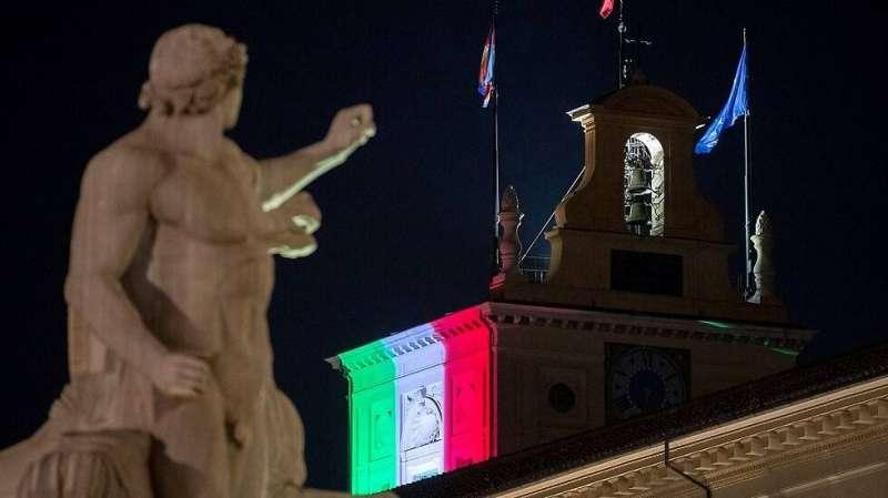 حظر تجول ليلي في روما للحد من انتشار «كورونا»