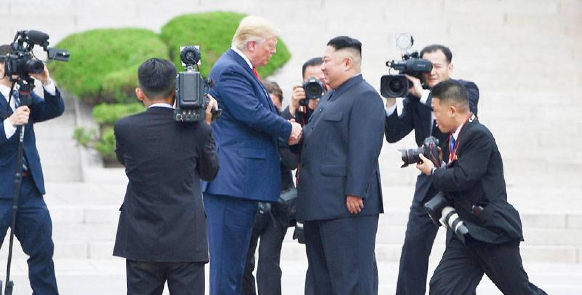 تصريحات الرئيس الجمهوري الصادمة بشأن نظرائه في العالم