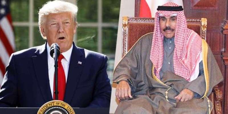 سمو الأمير يتلقى رسالة تعزية من الرئيس الأميركي