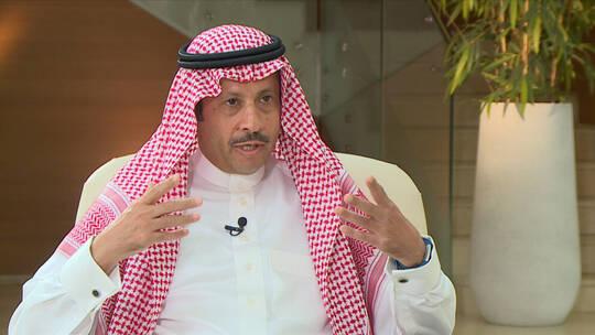 السفير السعودي في الأردن : مشروع سكة حديد ضخم يربط العقبة بعمان