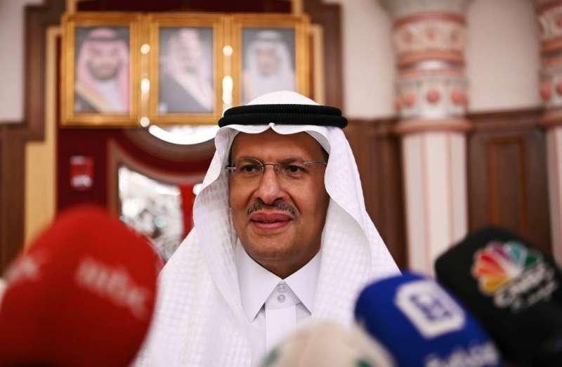 وزير الطاقة السعودي: الاستغناء عن النفط والغاز «احتمال بعيد وغير واقعي»