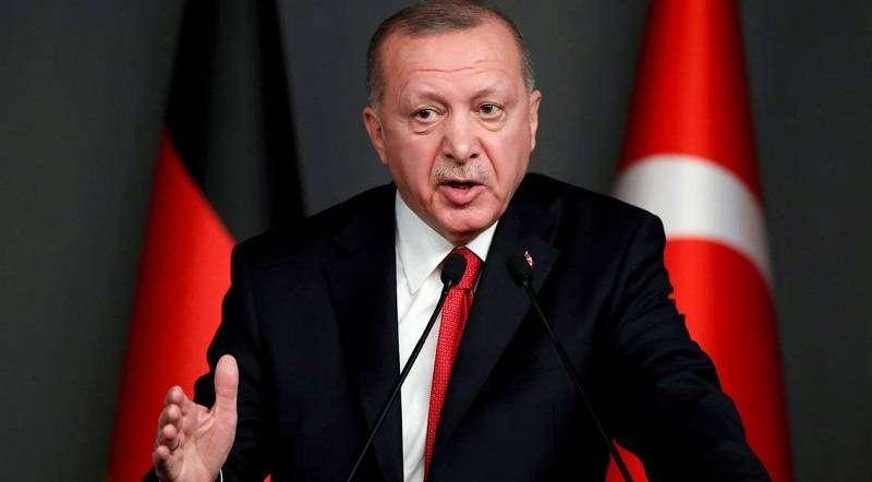 إردوغان يدعو الاتحاد الأوروبي إلى وقف حملة الكراهية التي يقودها ماكرون ضد المسلمين