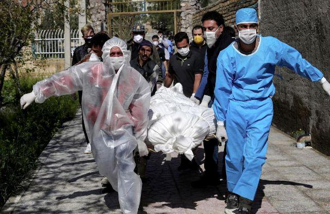 «كورونا» يسجل أعلى حصيلة وفيات وإصابات في إيران