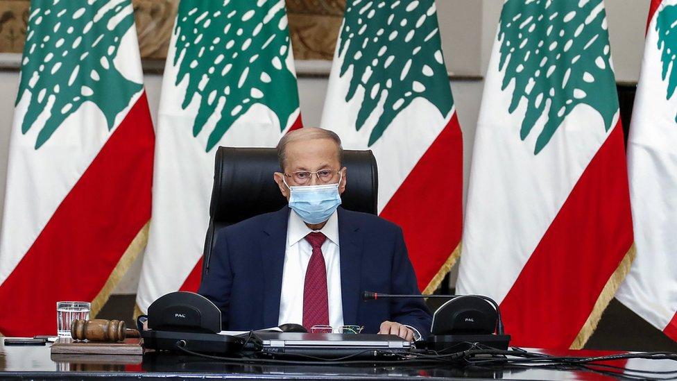 عون: لبنان أسير فساد وتآمر سياسي وتدخل أجنبي