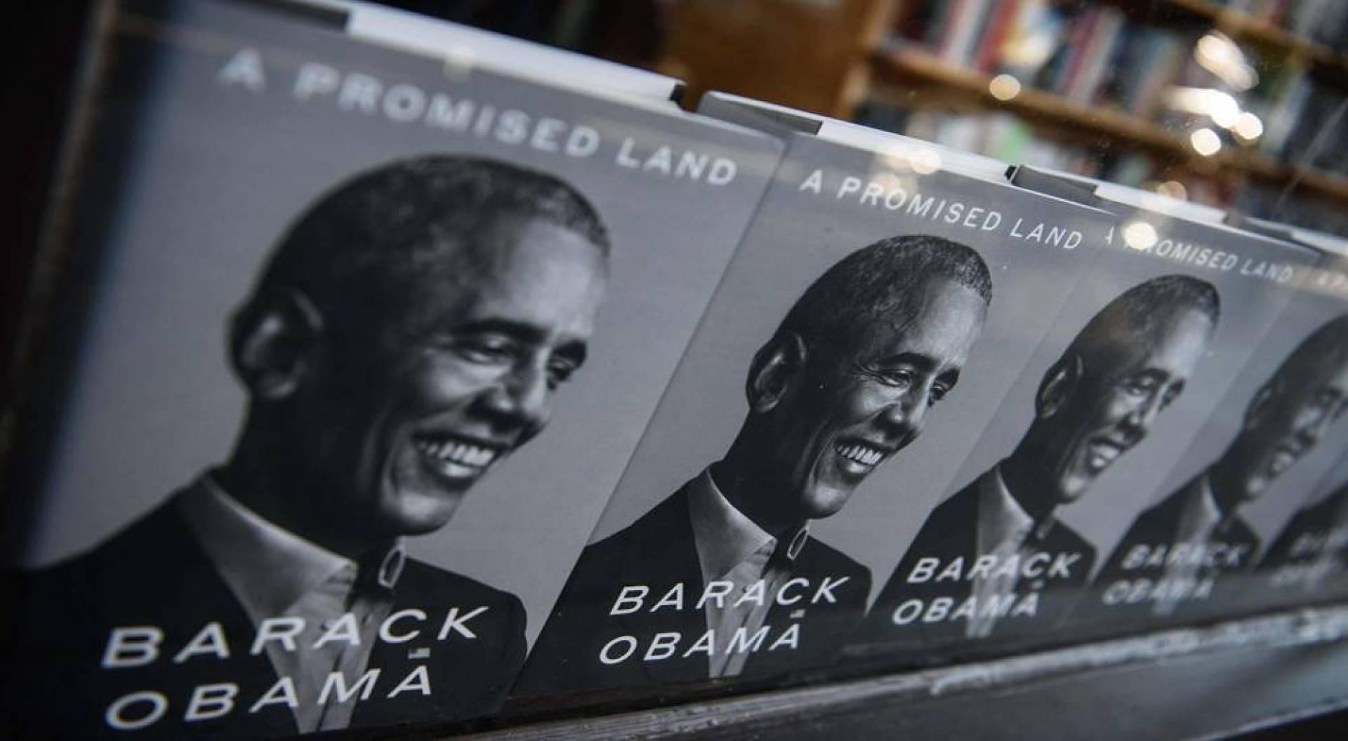 المكتبات الأميركية تتحول إلى مراكز شحن.. لتسليم مذكرات «أوباما»