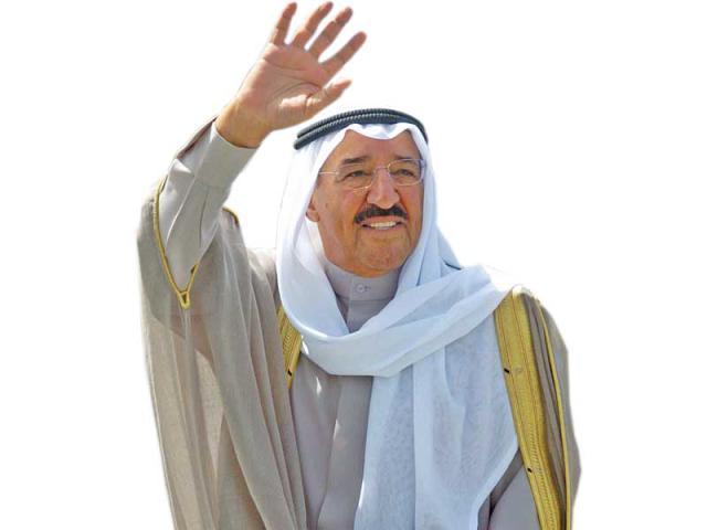 الشعوب والبرلمانات العربية تختار سمو أمير الكويت الراحل شخصية 2020 تكريماً لجهود الإنسانية