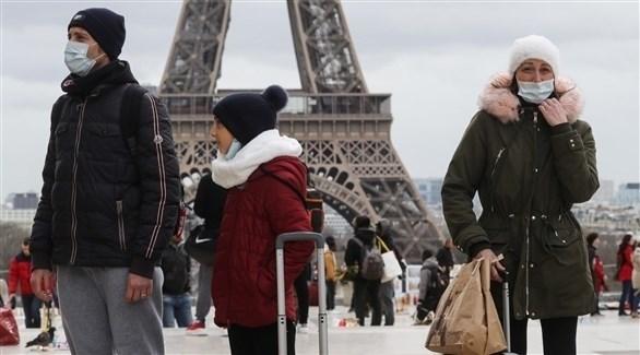 فرنسا: تخفيف قيود كورونا على ثلاث مراحل