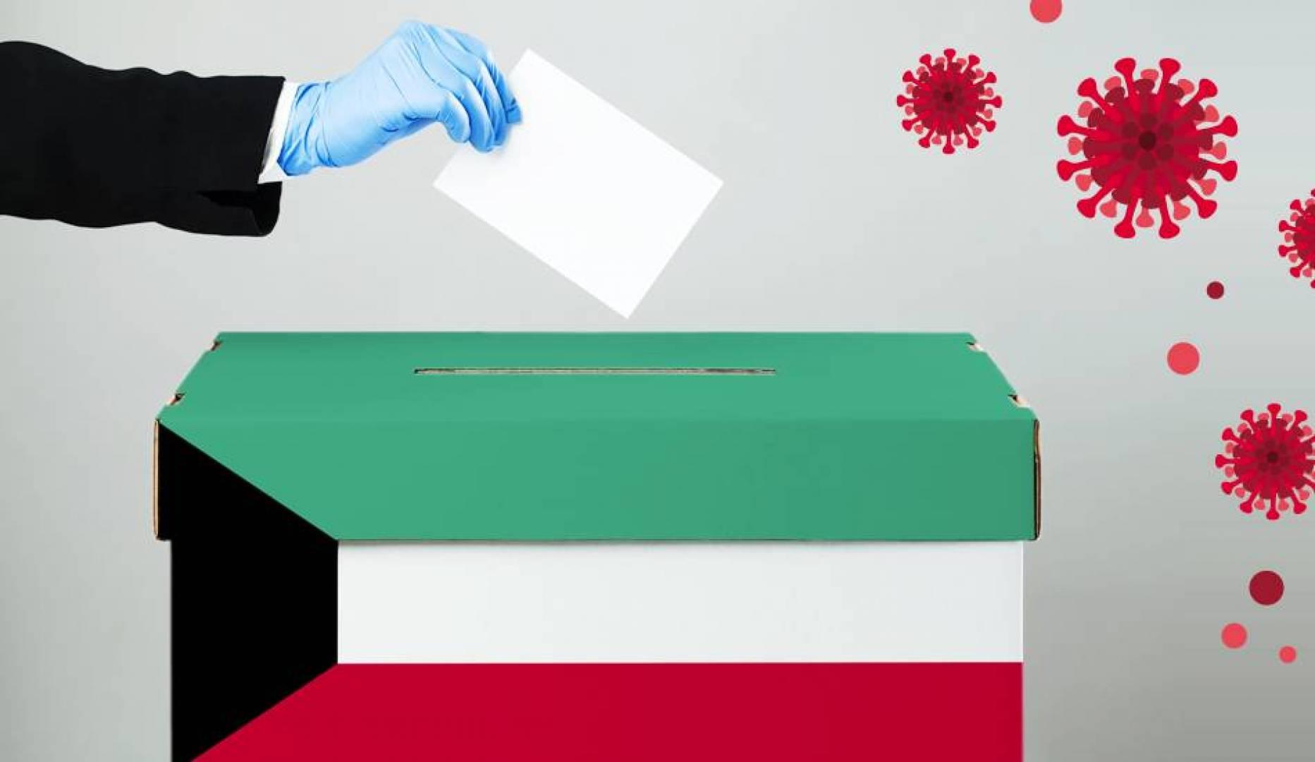 تصويت مصابي «كورونا» لا يتعارض مع قانون الانتخاب.. لكنه مخالف صحياً