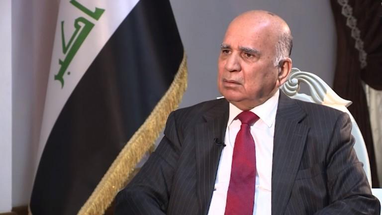 وزير الخارجية العراقي يزور موسكو