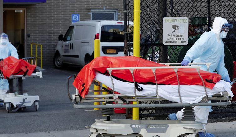 وفيات كورونا في أميركا تتجاوز 262 ألفا