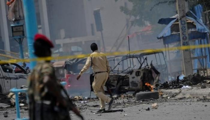 هجوم انتحاري بمقديشو يودي بحياة 7 أشخاص
