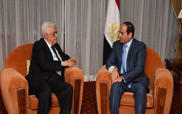 غدًا.. قمة ثنائية بين الرئيس السيسى ونظيره الفلسطينى بالقاهرة