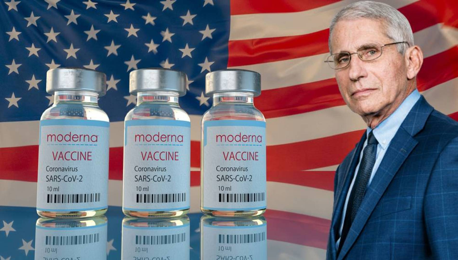 فاوتشي: مستعد للحصول على اللقاح أمام الكاميرات