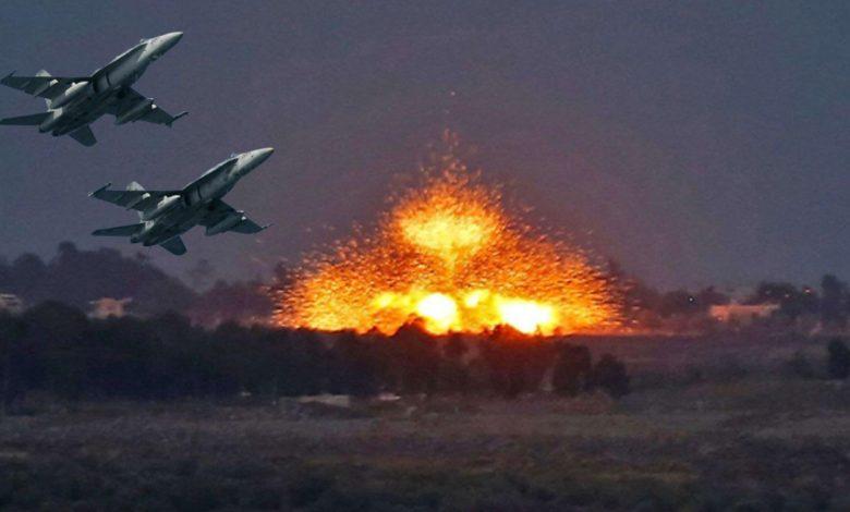 الاستخبارات الأميركية: غارات إسرائيل على سوريا استهدفت مستودعات على صلة بـ«النووي الإيراني