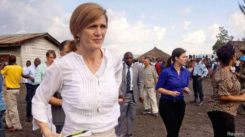 بايدن يختار سامانثا باور على رأس وكالة المساعدات الخارجية