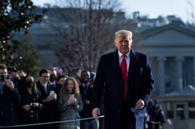 ترامب يحث الأميركيين على «الهدوء» وعدم ارتكاب «أعمال عنف»