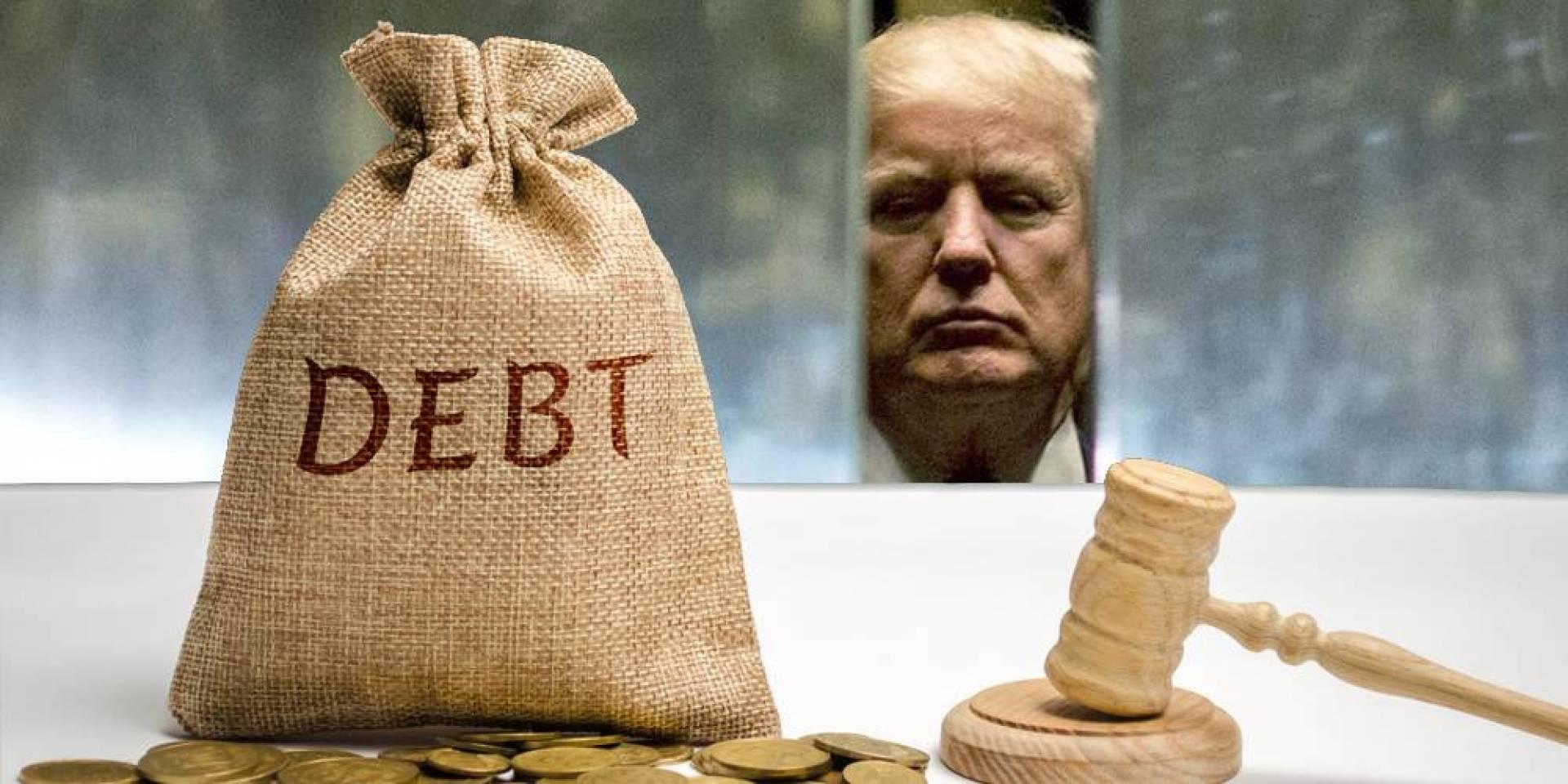 ترامب يواجه أزمة مالية!