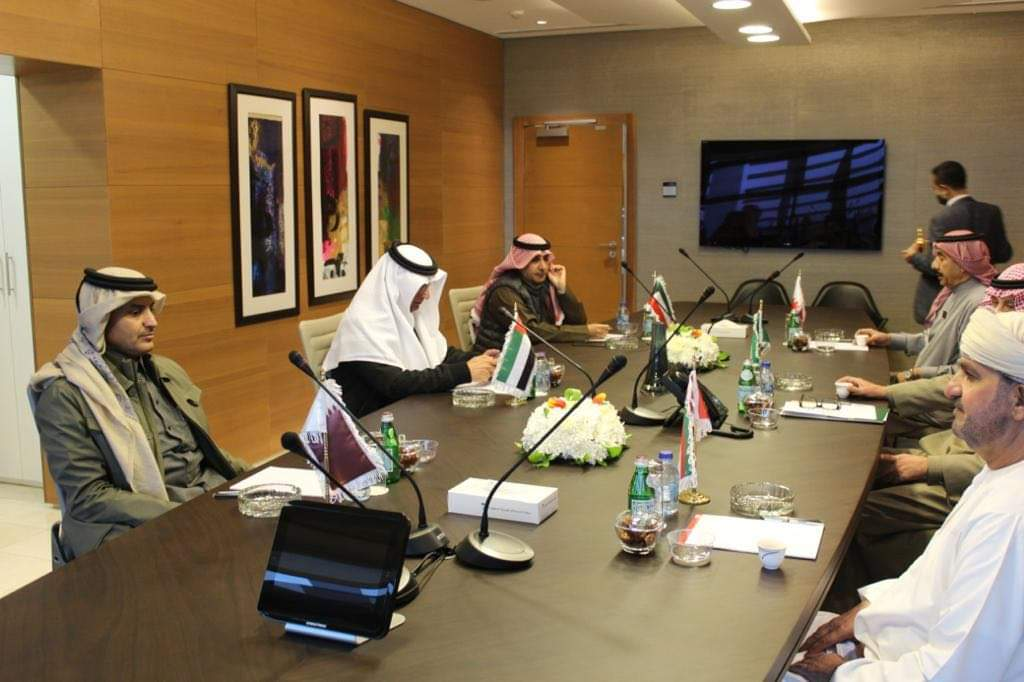 سفراء الخليج في الأردن في ضيافة السفير السعودي نايف السديري