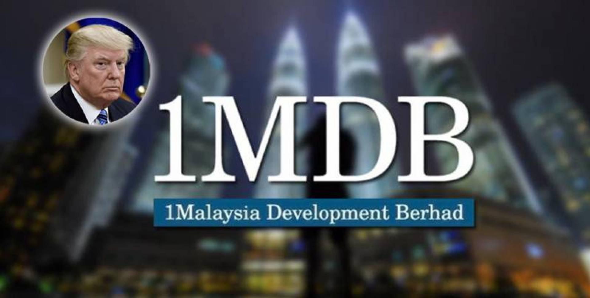 ترامب يعفو عن أحد المتهمين في «الصندوق الماليزي