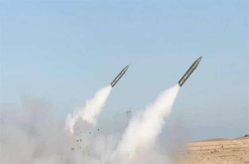 سقوط صواريخ داخل المنطقة الخضراء في بغداد