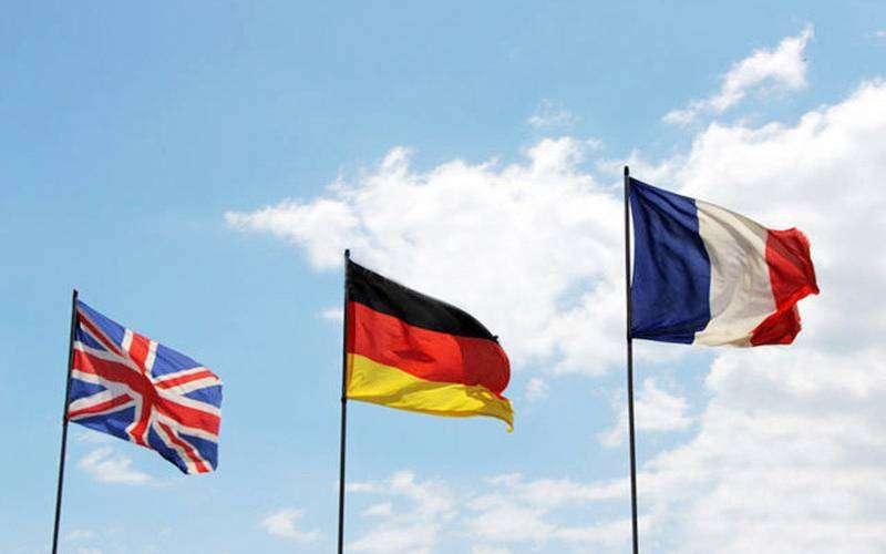 فرنسا وألمانيا وبريطانيا تدعو إيران للتعاون مع وكالة الطاقة الذرية