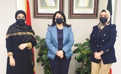 الفارس: تكليف مفتشات البلدية بالعمل بنظام النوبات وصرف بدلات لهن