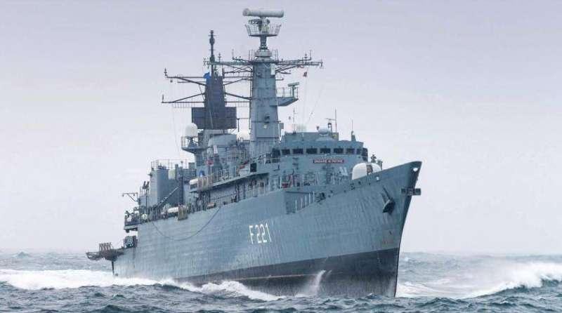 إصابات بكورونا على متن سفينة حربية أميركية في الشرق الأوسط