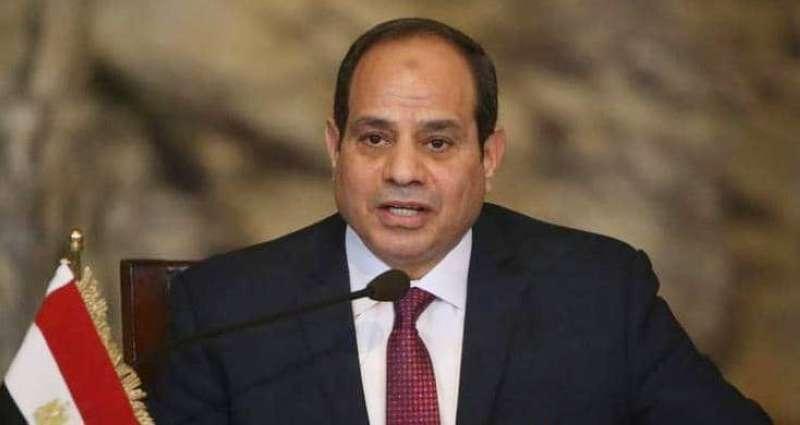 الرئيس المصري يؤكد متانة العلاقات مع الكويت وتميزها